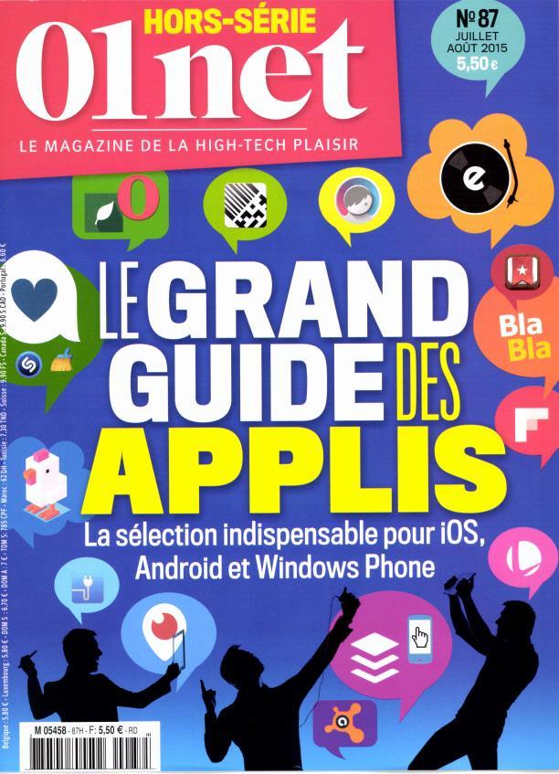 Hors série 01net magazine N°87